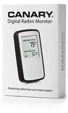 Canary Corentium Digital Electronic Radon Gas Monitor - Detector - Test - Tester