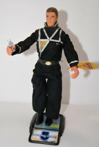 "Babylon 5 John Sheridan 9"" Action Figure Limited Edition 97 Collector's Series"