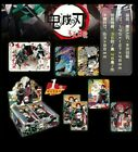 2 PACKS DEMON SLAYER ANIME COLLECTABLE TRADING CARDS