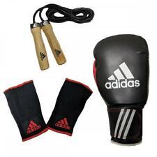 Adidas 12oz Boxing Kit Training Gloves , Skipping Rope &  Inner Glove