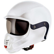 SALDI SUOMY CASCO HELMET CASQUE INTEGRALE JET 3LOGY WHITE MEDIUM