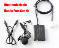 For Honda Acura BlueTooth Phone & Music Streaming Kit Car Interface AUX Adapter