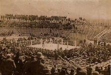 James J Corbett Bob Fitzsimmons World Heavyweight Boxing 7x5 Inch Reprint Photo