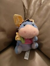 Fisher Price Eeyore Soft Cuddly Toy From Disney Winnie The Pooh. 2005. 6 ins