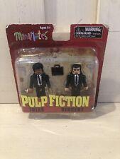 PULP FICTION Minimates 2014 VINCENT  & JULES Action Figures