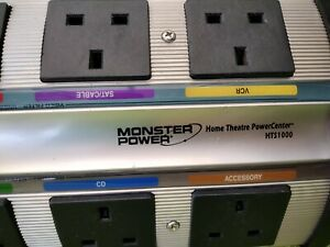 Monster power Home Theatre Power centre Hts 1000