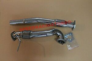 3'' Stainless Steel Turbo Exhaust Downpipe For Audi TT 1.8T Quattro /S3 225