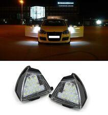 2 LED AMBIANCE RETROVISEUR EXTERIEUR VW JETTA 3 III 1K2 1.6 TDI