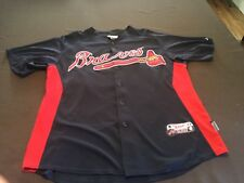 Atlanta Braves Heyward Authentic Collection Majestic jersey size XL #22 Stitched