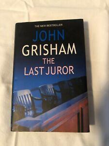 John Grisham - The Last Juror - Hardcover - Englisches Original