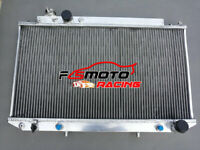 3 Row Aluminum Radiator for Toyota Cressida MX83 7M-GE I6 3.0L 1989-1993 AT/MT