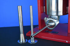 The Best 3 Sizes Stainless Steel Sausage Stuffer Filler Funnel Tubes For Vivo