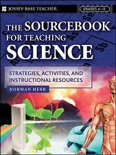 The Sourcebook for Teaching Science, Grades 6-12: Strategies, Activities, and In