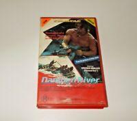 Damned River VHS Pal Stephen Shellen Offical release on filmpac label