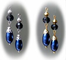 Pearl Alloy Handcrafted Earrings