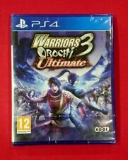 Warriors Orochi 3 Ultimate - PLAYSTATION 4 - PS4 - NUEVO