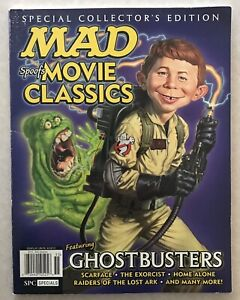 Mad Spoofs Movie Classics Special Collectors Edition 2015 Ghost Busters