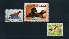 DOGS OF FUJEIRA,-  RUSSIA,- GERMANY 60s- 70s