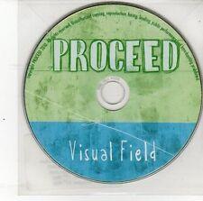 (DS690) Visual Field, Proceed - 2010 DJ CD