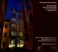 Arrangements for Basset Horn & Bassoon, New Music