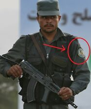 AFGHANISTAN POLICE JOINT SP OP COMMAND TALIBAN WHACKER vel©®😎PATCH: كافر POLICE
