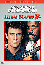 Lethal Weapon 2 (DVD, 2000, Director's Cut)