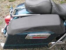 BRAND NEW -Left and Right Lid Covers For OEM Harley Davidson Touring Saddlebags