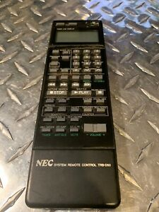 Original ~ NEC Remote Control TRB-D50 System OEM