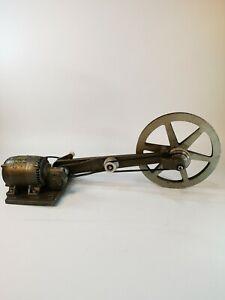PARVALUX Motor, 240V, 16 lb/in, gear ratio 14 1/2, RPM 95  + Film Pulley