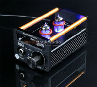 2P2+VMOS Class A Hybrid Tube Amp Headphone Amplifier USB DAC HiFi Pre-Amplifier