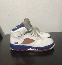43aacdf49dbb Air Jordan 5 V Varsity Red White Blue Mens 6