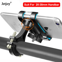 Universal Aluminium Bike Cell Phone Holder GPS Bicycle Handlebar Mount Bracket