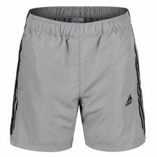 adidas Men's Essentials 3s Chelsea Shorts M Greys