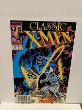 Classic X-Men #23 July 1988 Marvel Comics