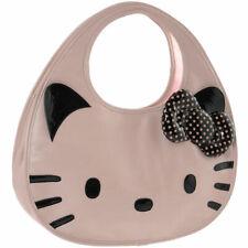 Grand sac à main Kitten beige Hello Kitty by Camomilla