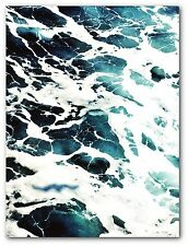 Sea Print, Tropical Ocean Print, Summer Sea Art, 8 x 10 inches, Unframed