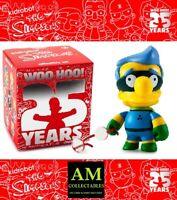 Kidrobot - The Simpsons 25th Anniversario Mini Serie - Fallout Boy Figura Nuovo