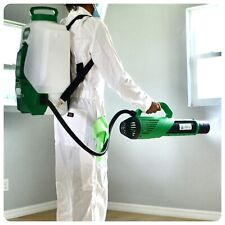 Electrostatic Sanitizer Backpack Sprayer - Commercial Backpack 🔋Lithium Battery