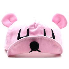 Hat Baby Kids Summer Cotton Adjustable Cap For Girl Boy Toddler Cute Cartoon Hat