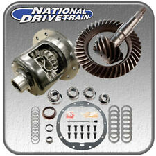 RING AND PINION, BEARING INSTALL KIT & NEW POSI - GM 8.5 10 BOLT - 4.10 RATIO 30