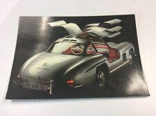 Mercedes Benz 300SL Gullwing Postcard - Advertising