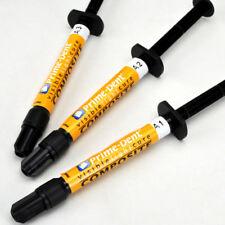 Prime Dent Flowable Light Cure Dental Composite Syringe Kit All Shades Usa