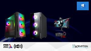 FAST Gaming PC AMD Ryzen 5 3600  3.6GHz 6-Core 16GB 240SSD Brand NEW