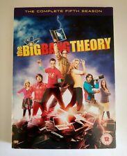The Big Bang Theory - Season 5 - DVD - New