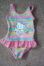 M&S Hello Kitty Costume Da Bagno Età 18-24 mesi