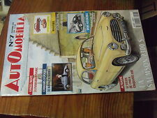 8µ? Revue Automobilia n°7 DS de Dinky Toys Salmson 2300 Racer 500 Panhard Matra
