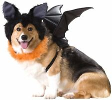 Large Halloween a bat Funny Costume For Pet Dog wings And Headpiece with Ear