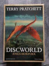 Discworld: Ankh-Morpork (Collectors Edition) - Rare, Mint Condition