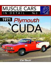 1971 Plymouth 'Cuda: Muscle Cars In Detail No. 2 Ola Nilsson Mopar Barracuda 426