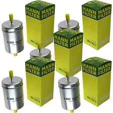 5x MANN-FILTER Kraftstofffilter Fuel Filter WK 730/3